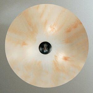 2-lamppuinen Dana-kattovalaisin 39 cm