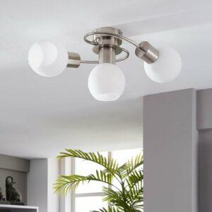 3-lamppuinen LED-kattovalaisin Ciala