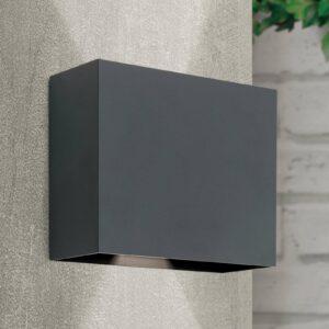 Akzent-LED-ulkoseinävalaisin, säädettävä