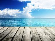 Canvas-taulu Aavan meren rannalla 187