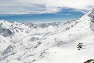 Canvas-taulu Alpit Sveitsi 863