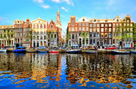 Canvas-taulu Amsterdam 321
