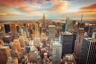 Canvas-taulu New York City Manhattan 208