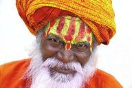 Canvas-taulu Sadhu pyhä mies Intia 508