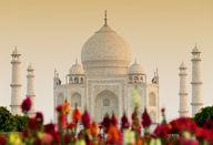 Canvas-taulu Taj Mahal Intia 209