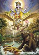 Canvas-taulu Vishnu 499