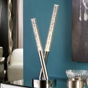 Cosmo - loistelias LED-pöytävalaisin