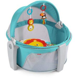 Fisher Price kannettava vauvan kupolisänky