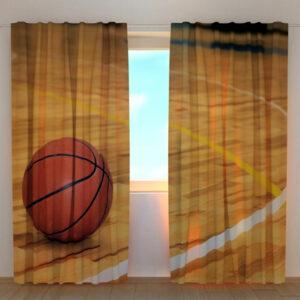 Pimennysverho BASKETBALL 240x220 cm