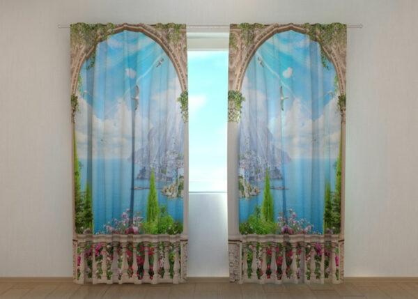 Pimennysverho BEAUTIFUL VIEW 240x220 cm