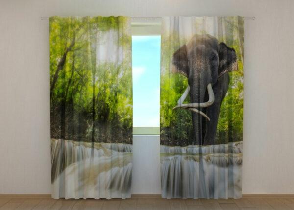 Pimennysverho BIG ELEPHANT 240x220 cm