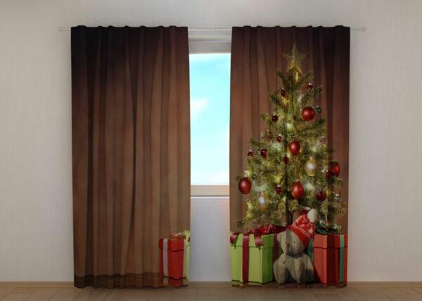 Pimennysverho Christmas Surprise 2 240x220 cm