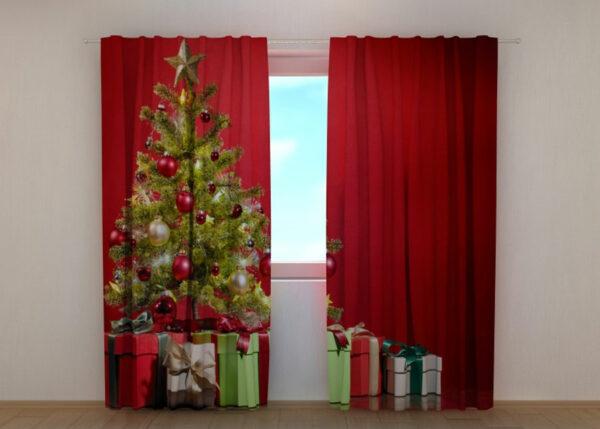 Pimennysverho Christmas Surprise 240x220 cm