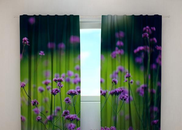 Pimennysverho FLOWER 5, 240x220 cm