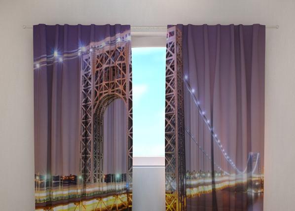 Pimennysverho G.WASHINGTON BRIDGE 240x220 cm