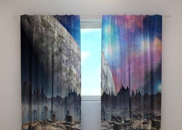 Pimennysverho INCREDIBLE WORLD 240x220 cm