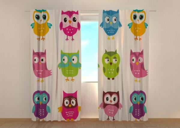 Pimennysverho LOVELY OWL 1
