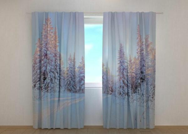 Pimennysverho Winter Tale 240x220 cm