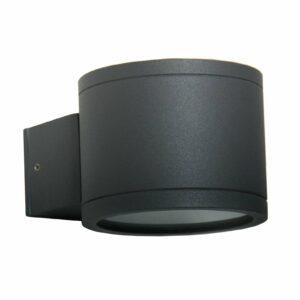 Säteilevän kirkas Optica-ulkoseinävalaisin