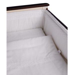 Täkki, tyyny+sängynpehmuste