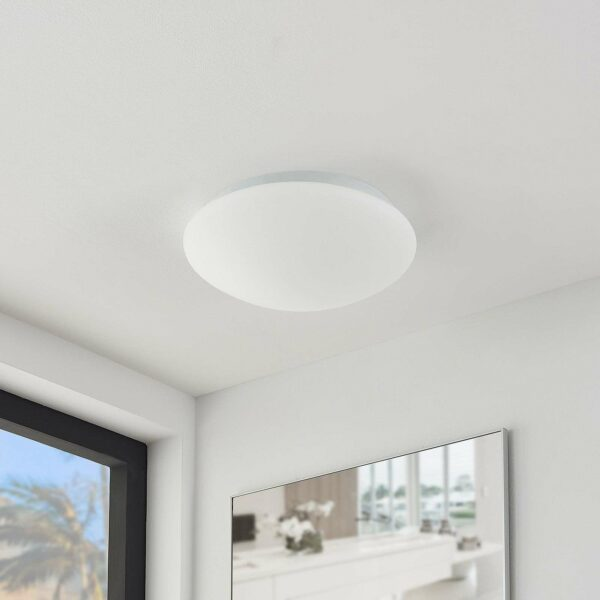 Arcchio Marlie -LED-kattovalo, anturi, 3 000 K
