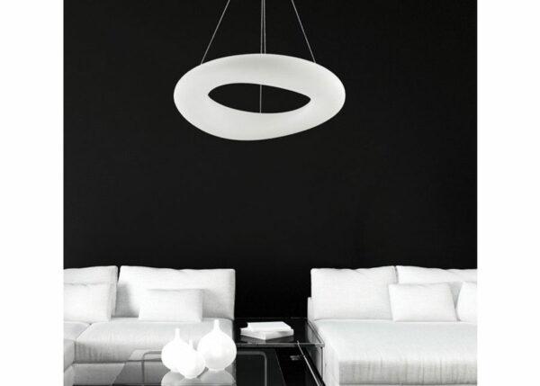 Riippuvalaisin Lima LED Ø 60 cm