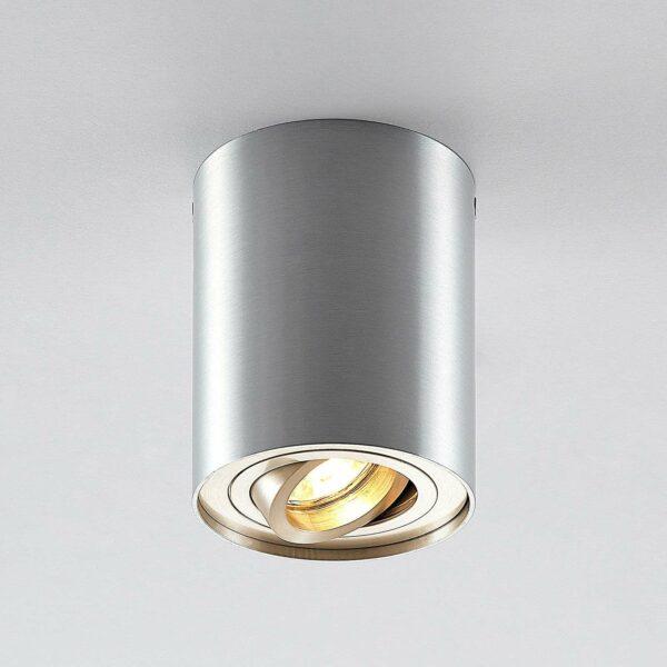 ELC Aleena -alasvalo, pyöreä, alumiini