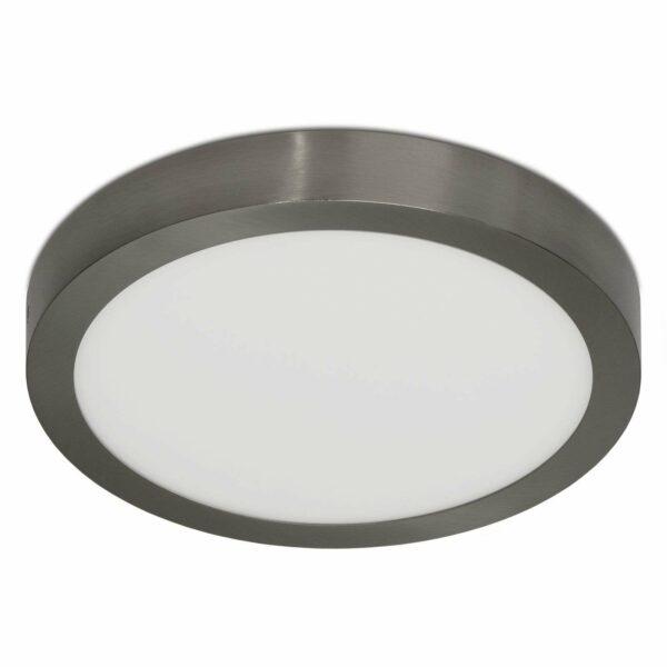 ELC Merina LED-kattovalaisin nikkeli, 30 cm