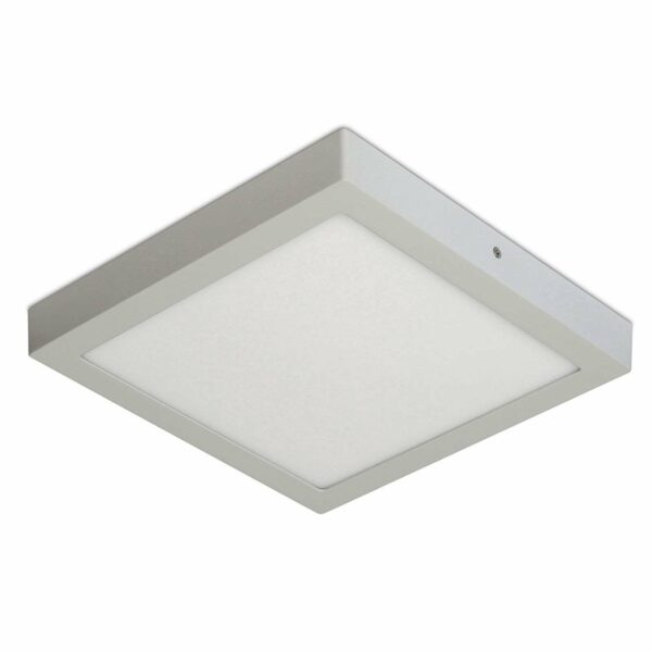 ELC Merina LED-kattovalaisin valkoinen, 30 x 30 cm
