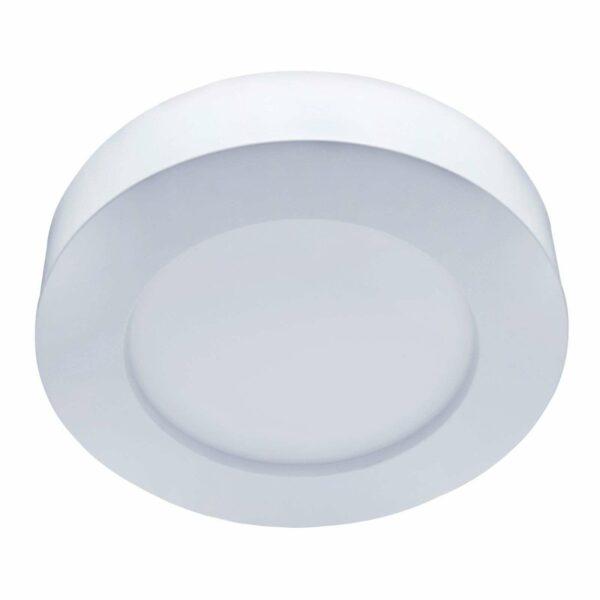 LED-kattovalaisin Marlo valk. 3000K pyöreä 25,2cm