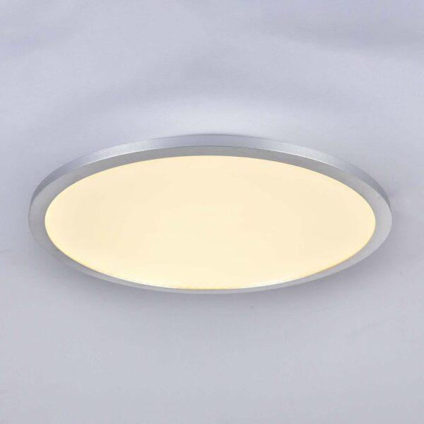 Lindby Narima -LED-kattovalo, CCT, Ø 40 cm