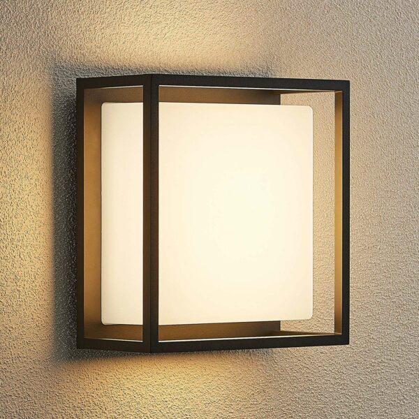 Lucande Kuga -LED-ulkoseinävalaisin