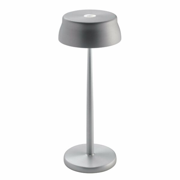 Sister Light -LED-pöytävalo, himmennys, alumiinia