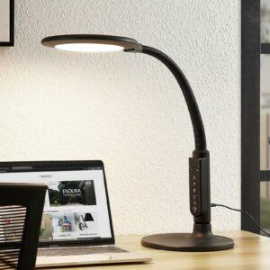 Arcchio Hanke -LED-työpöytävalaisin, himmennettävä