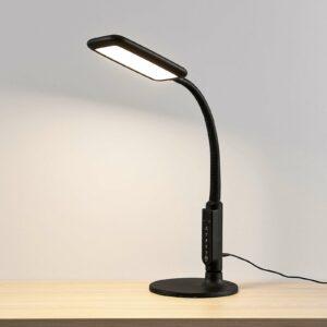 Arcchio Heimo -LED-työpöytälamppu, himmennys, CCT