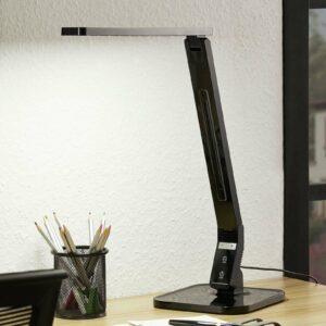 Arcchio Liak -LED-pöytälamppu 6 000K, himmennys