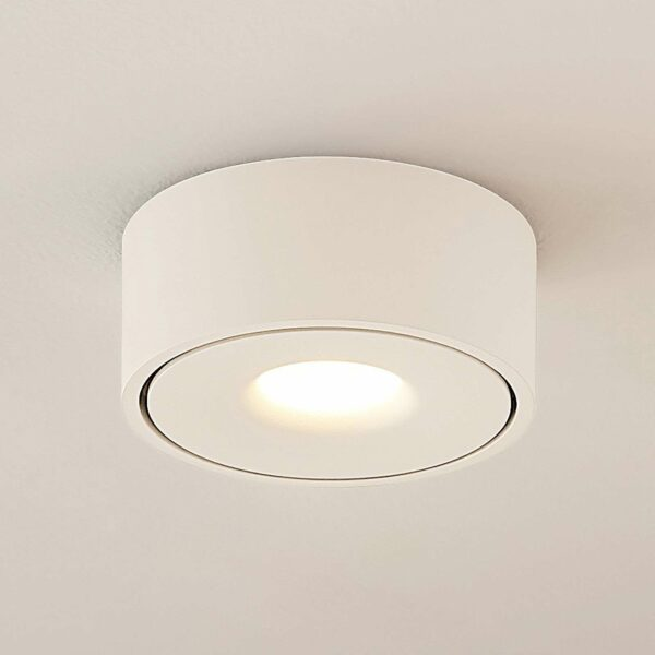Arcchio Ranka -LED-kattovalaisin, valkoinen