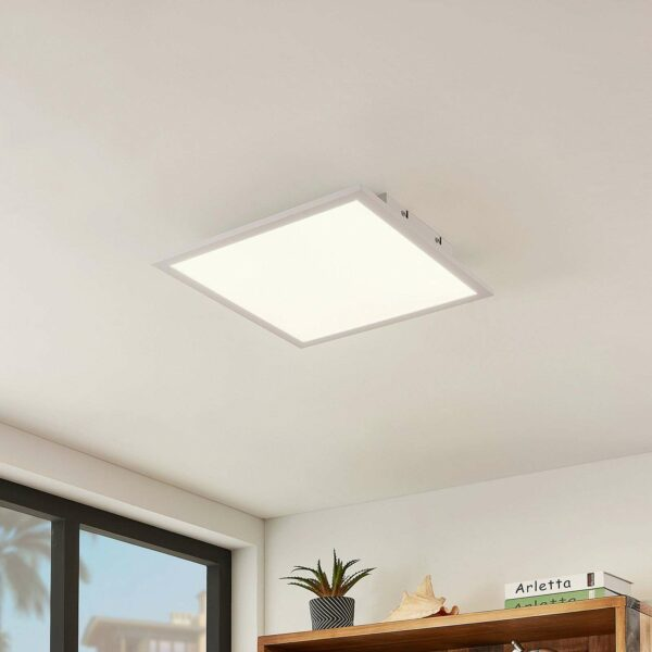 Lindby Quais -LED-paneeli 4 000 K, 40 x 40 cm