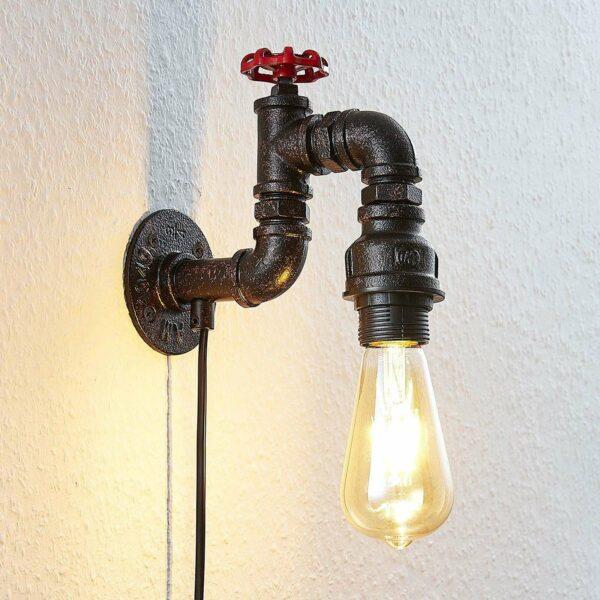 Seinävalaisin Josip, 1-lamppuinen