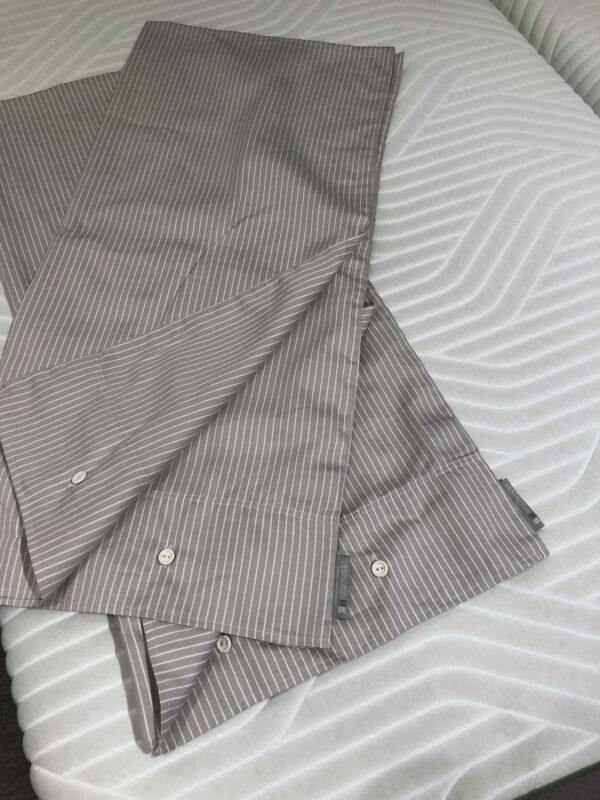 Lexington Hotel Collection tyynyliina, Beige/White, 65x65cm