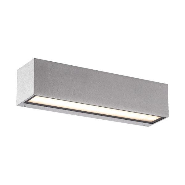 Lucande Lengo -LED-ulkoseinälamppu, Up Down, 25 cm