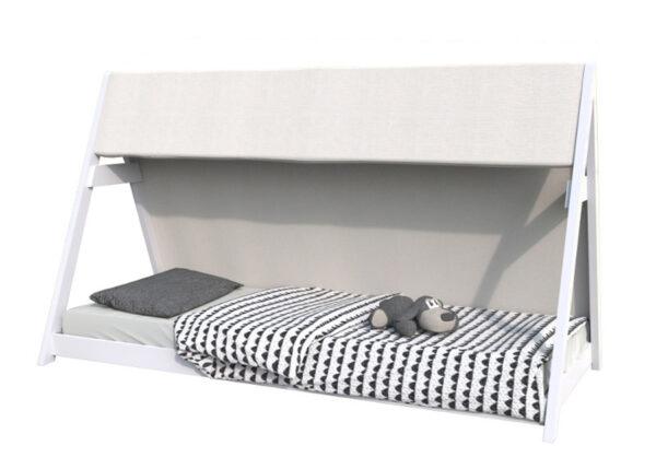 Sänky Tipi 90x200 cm valkoinen