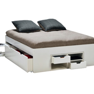 Sänky laatikoilla Jazz 160x200 cm