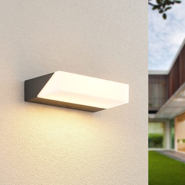 Lucande Golnar -LED-ulkoseinävalaisin