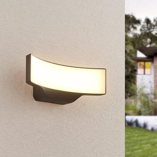 Lucande Vahida -LED-ulkoseinävalaisin