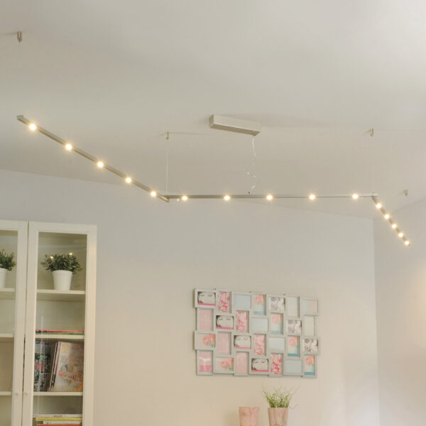 5000 lumenia - joustava LED-kattovalaisin Elta