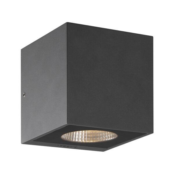 Arcchio Tassnim -LED-ulkoseinälamppu, 1-lamppuinen