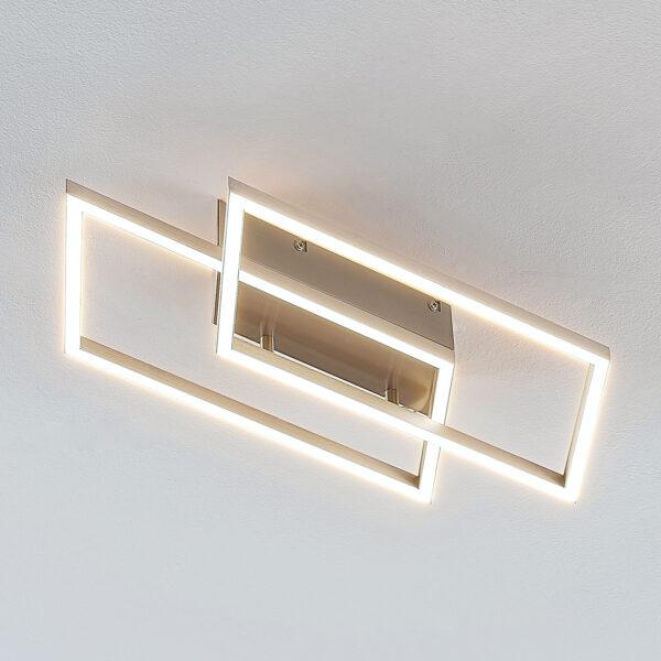 Quadra - LED-kattolamppu, himmennys kytkimellä