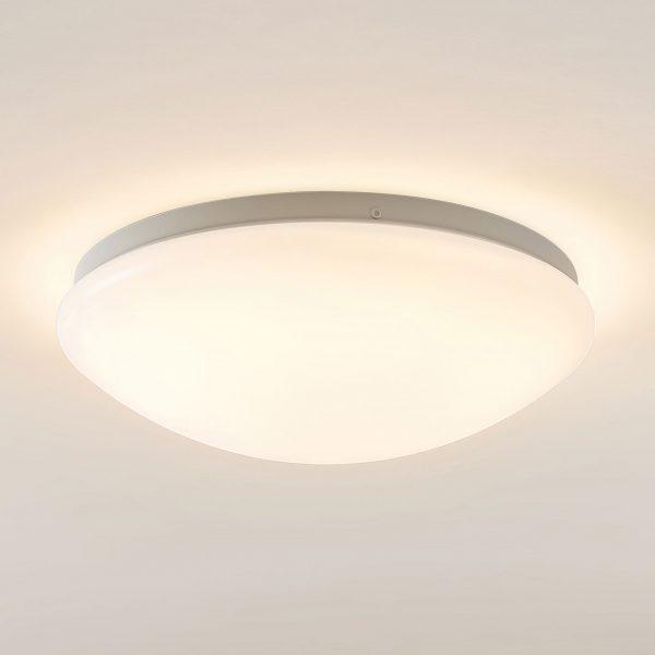Arcchio Younes -LED-kattovalaisin, pyöreä, 30 cm
