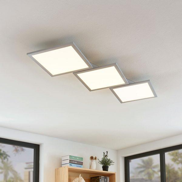 LED-kattovalaisin Ilira, CCT, 3-lamppuinen